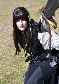 Cosplay-Cover: Lilien Diabolo