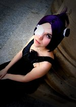 Cosplay-Cover: Chrome Dokuro [Black Dress]