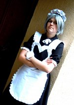 Cosplay-Cover: Gokudera Hayato [Fanart MaidDress]