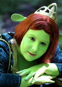 Cosplay-Cover: Prinzessin Fiona