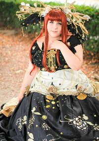 Cosplay-Cover: Godess of the wood