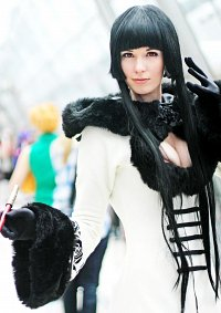 Cosplay-Cover: Yûko Ichihara (Wintermantel)
