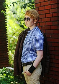 Cosplay-Cover: Steve Rogers