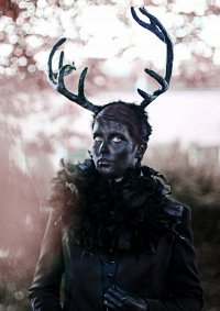 Cosplay-Cover: Nightmare Stag