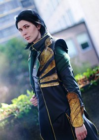 Cosplay-Cover: Loki Laufeyson (Dark World)