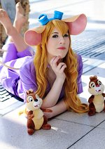 Cosplay-Cover: Gadget Hackwrench