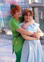 Cosplay-Cover: Peter Pan (neu)