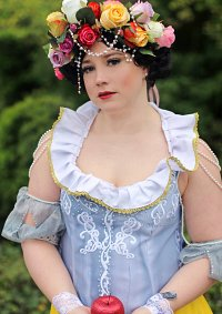 Cosplay-Cover: Snow White Hannah Alexander Artwork Version