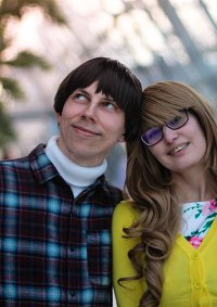 Cosplay-Cover: Bernadette (Big Bang Theory)