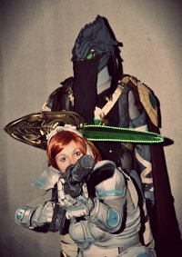 Cosplay-Cover: Sarah Kerrigan