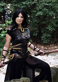 Cosplay-Cover: Artemisia ﻬ300ﻬ