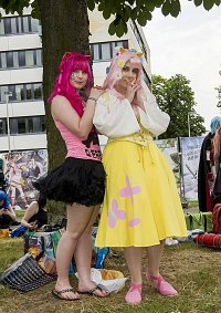 Cosplay-Cover: Fluttershy (Human-Form)