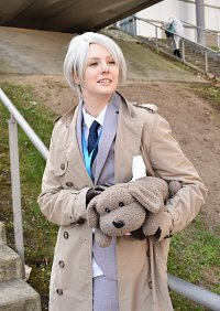 Cosplay-Cover: Victor Nikiforov (Grand Prix Cup of China)