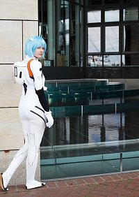 Cosplay-Cover: Rei Ayanami (Plugsuit)