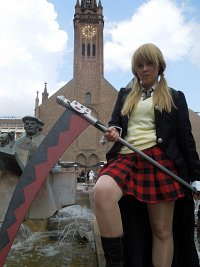 Cosplay-Cover: Maka