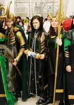 Cosplay-Cover: Fem Loki (2nd movie inspired)