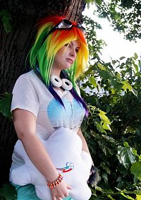 Cosplay-Cover: Rainbow Dash [Human Version]