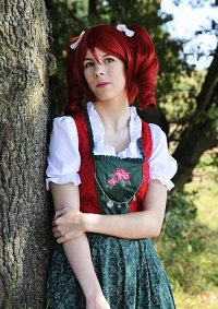 Cosplay-Cover: Teto Kasane [Dirndl Dress]