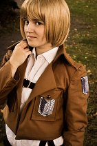 Cosplay-Cover: Armin Arlert