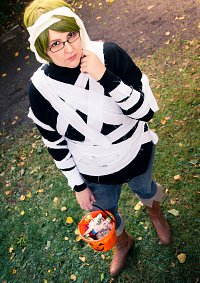 Cosplay-Cover: Shintarō Midorima [Halloween]