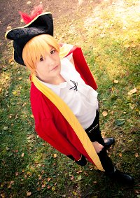 Cosplay-Cover: Kise Ryōta [Halloween - Pirat]