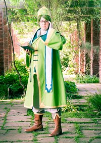 Cosplay-Cover: Shintarō Midorima [ RPG-Version ]