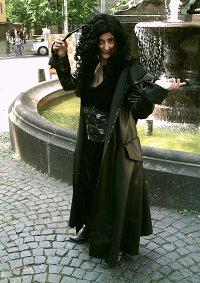 Cosplay-Cover: Bellatrix Lestrange (Halbblut-Prinz Version)