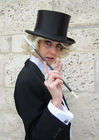 Cosplay-Cover: Marlene Dietrich