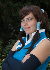 Cosplay-Cover: Korra [Staffel 2]