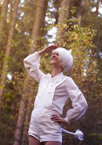 Cosplay-Cover: Mumin (Gijinka)