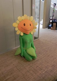 Cosplay-Cover: Sonnenblume (Plants VS Zombies)