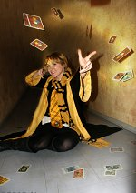 """Cosplay-Cover: Patricia """"Patty"""" Periwinkle (Hufflepuff Statist)"""