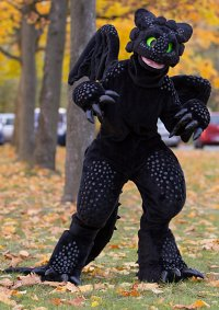 Cosplay-Cover: Toony Toothless