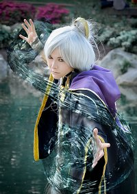 Cosplay-Cover: Halvir Froput (Zauberer [Band 4])