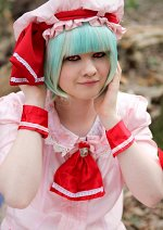 Cosplay-Cover: Remilia Scarlet