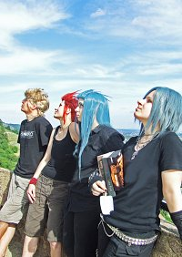 Cosplay-Cover: Zexion [Streetstyle]