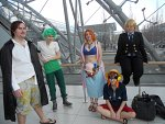 Cosplay-Cover: Shanks