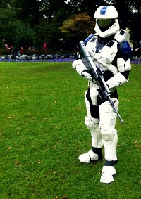Cosplay-Cover: Spartan T303