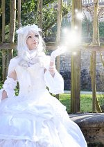Cosplay-Cover: The White Queen