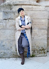 Cosplay-Cover: Snow Villiers [Final Fantasy XIII]