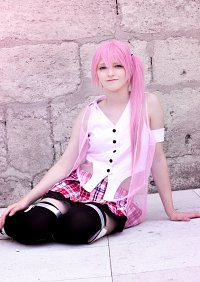 Cosplay-Cover: Serah Farron [Final Fantasy XIII]
