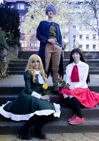 Cosplay-Cover: Mary