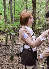 Cosplay-Cover: Petra Ral [Survey Corps]
