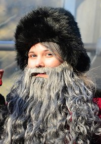Cosplay-Cover: Northi [Santa Claus]