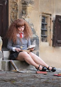 Cosplay-Cover: Hermione Granger ( Book ver. )