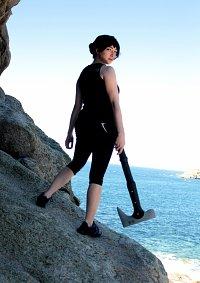 Cosplay-Cover: Johanna Mason [Training]