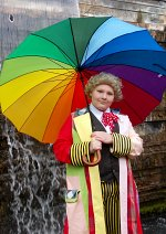 Cosplay-Cover: The Sixth Doctor