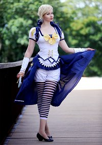 Cosplay-Cover: Sailor Uranus - No Flutter Artwork