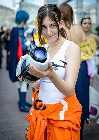Cosplay-Cover: Chell [v.2]