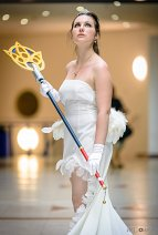 Cosplay-Cover: Yuna [Wedding]